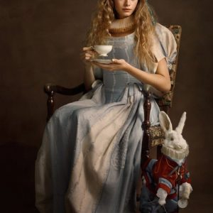 Alice in Wonderland Elizabethan