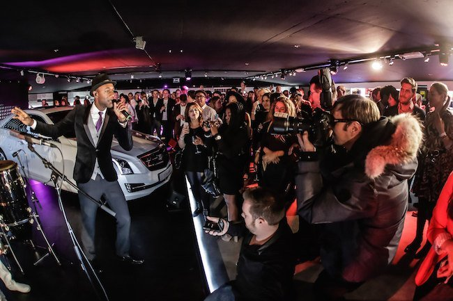 Cadillac Experience Berlin 2014
