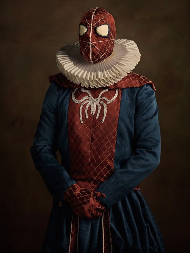 Spiderman-Super-Flemish
