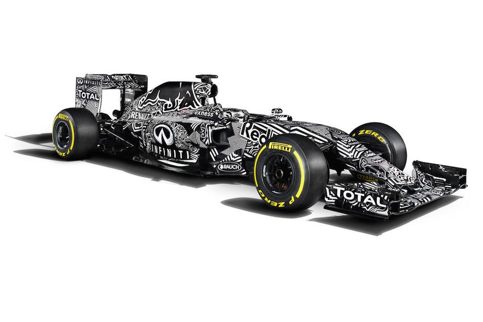 Coolste Livery in der Formel 1: Red Bull Racing RB11 in Camouflage gehüllt