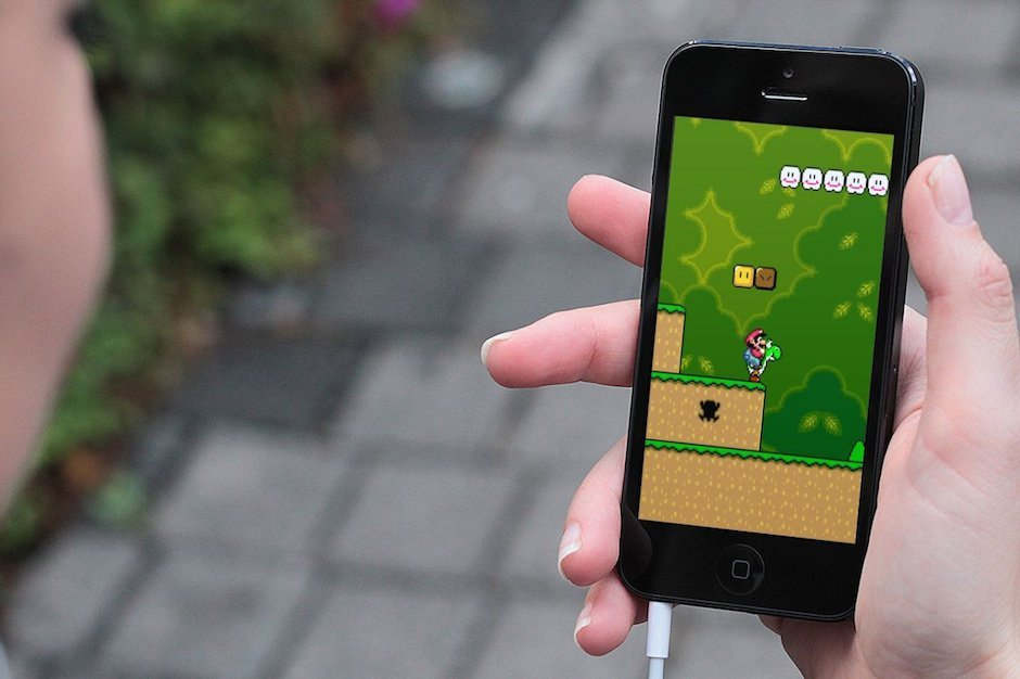 Nintendo iPhone Android Smartphone iOS Spiele Games Apps Entwickler Publisher Super Mario