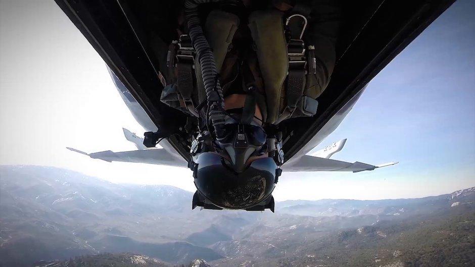 Best F/A-18 Hornet Footage: Der Navy Hornet Ball lädt ein