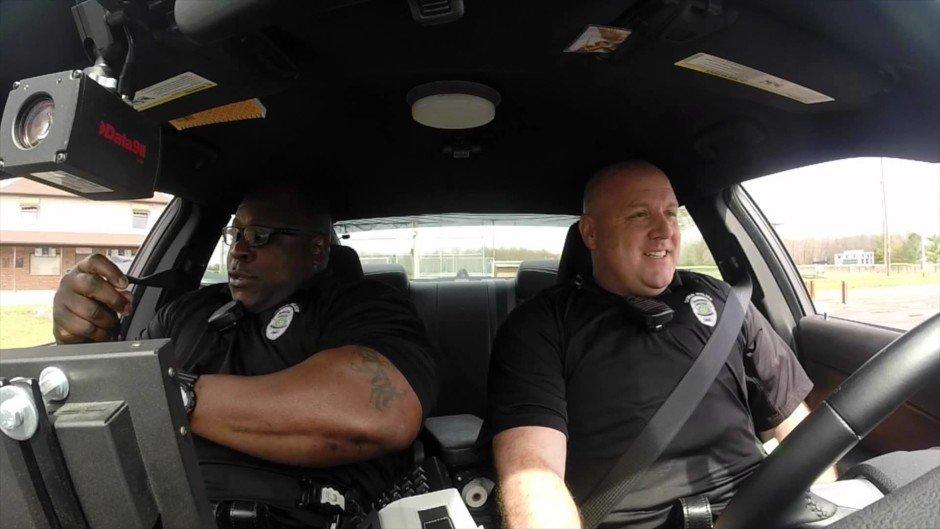 GoodGuyCops – Dashcam-Duet des Delaware Police Department in Dover