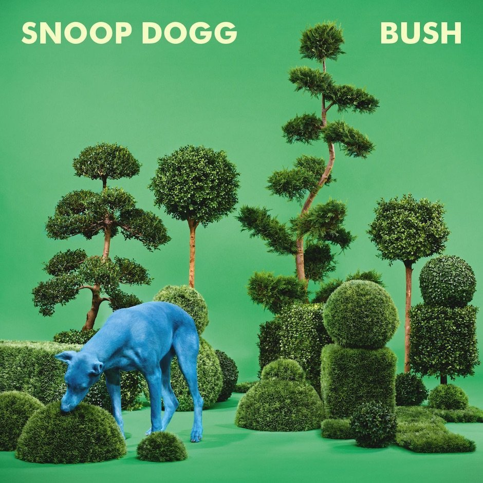 Snoop Dogg – Bush: Kostenlos über iTunes Radio das neue Album streamen