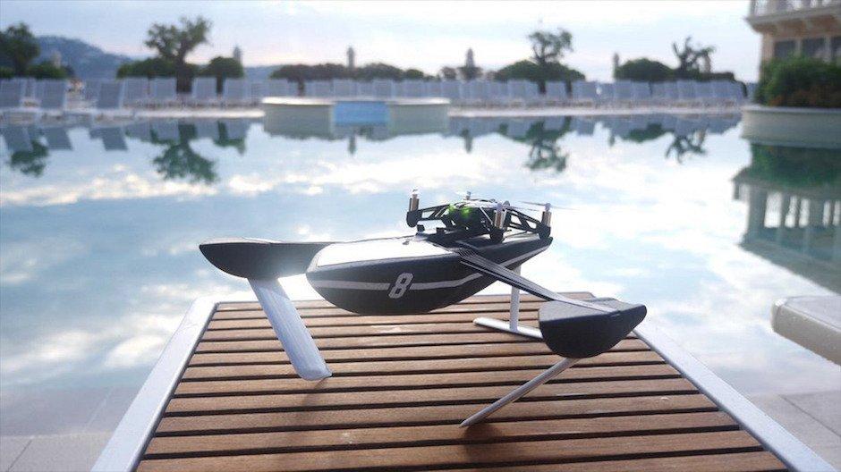 Parrot Hydrofoil Drohne Spielzeug Boot Tragfläche Wasser Spielzeug Toy Drone