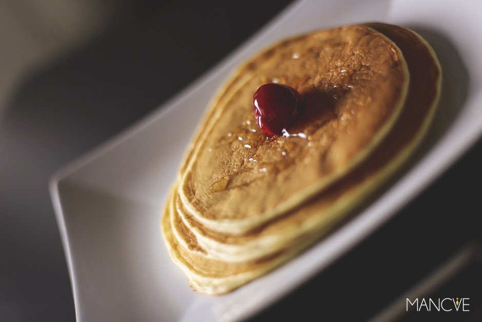 American Pancakes: Treat your lady to a special breakfast