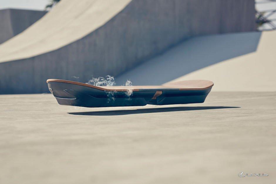 Lexus Hoverboard wird am 5. August enthüllt