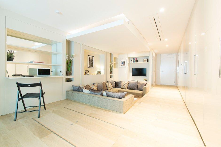 YO! Home – der urbane Wohnraum wird sich demnächst mit 40 qm begnügen können, zumindest für Kinderlose Paare