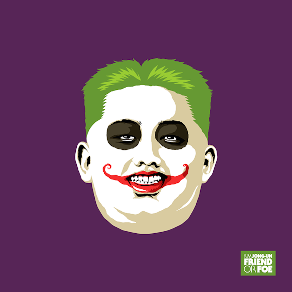 butcher-billy-kim-jong-un-illustrated-joker
