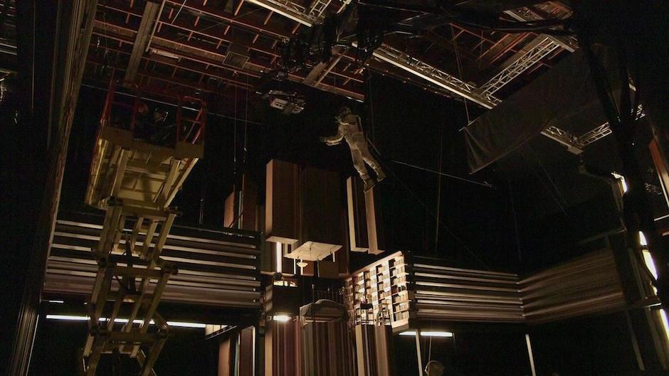 "Interstellars ""Tesseract""-Szene wurde ohne CGI realisiert: Behind the Scenes"
