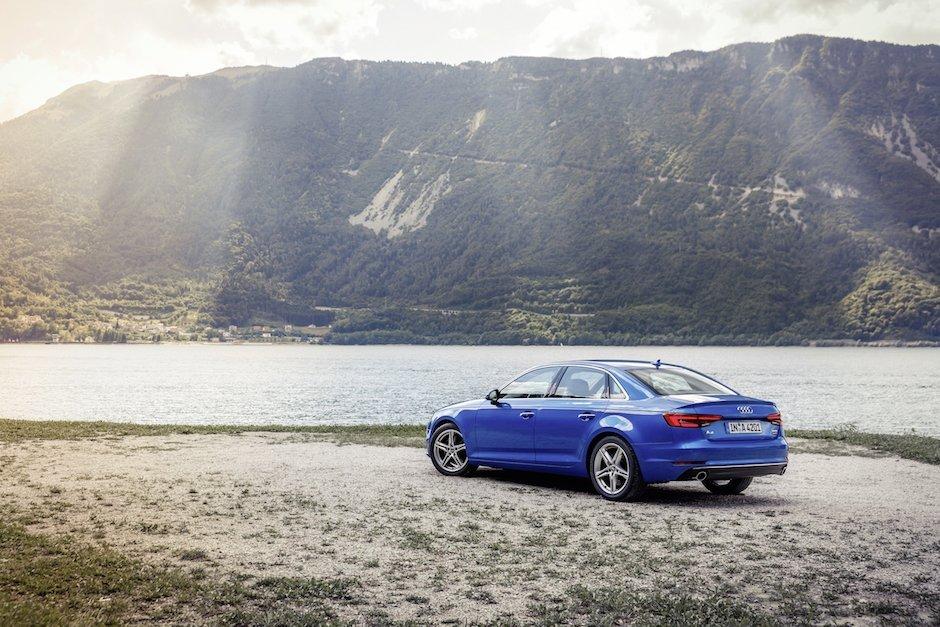 Audi A4 B9 Limousine: Oberklasse-Technik im Zugpferd der Mittelklasse
