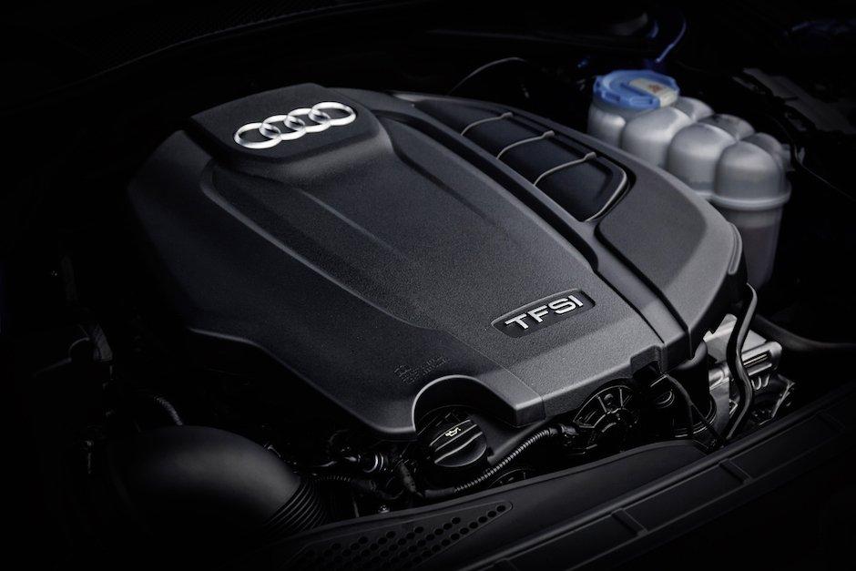 Audi A4 B9 TFSI-Motor