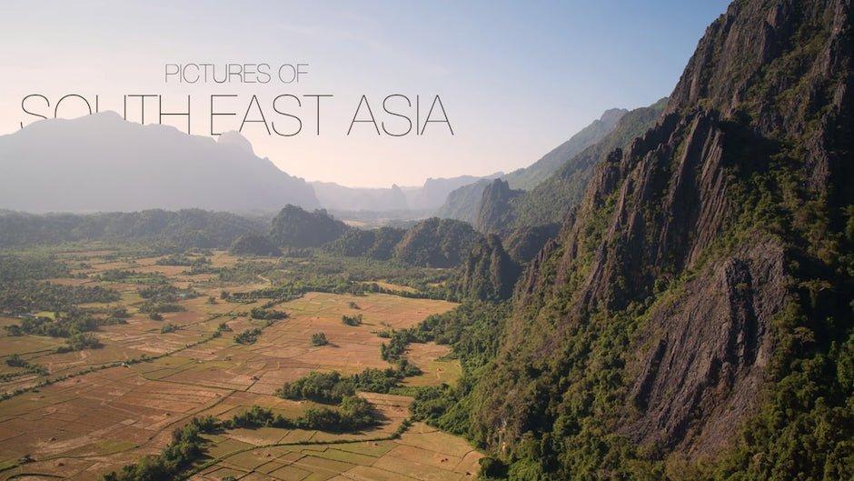 Fernweh per Knopfdruck: Reisevideo über Südostasien