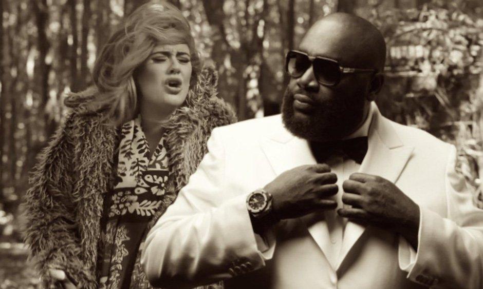 """Rick Ross veröffentlicht überraschenden Remix von Adeles """"Hello"""""""
