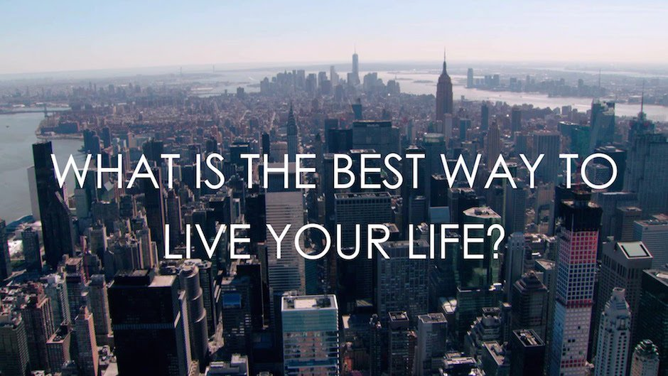 What Is The Best Way To Live Your Live? Joe Rogan hat eine großartige Antwort