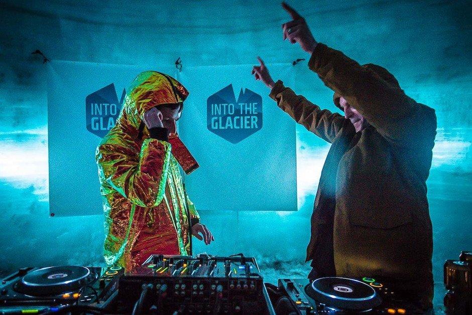 Secret Solstice: Das EDM-Festvial IN einem isländischen Gletscher