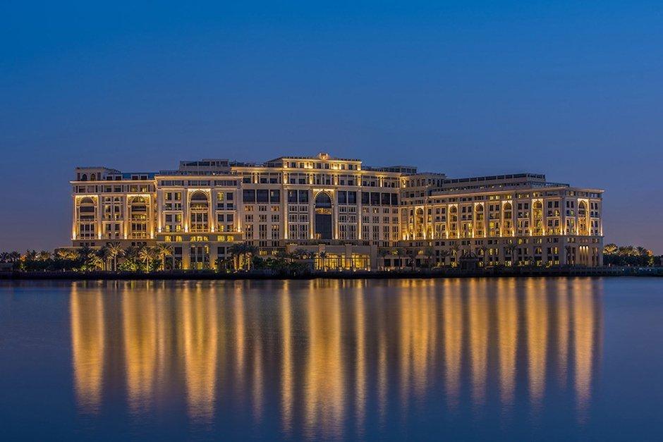 Versace Hotel eröffnet in Dubai: Willkommen im Palazzo Versace