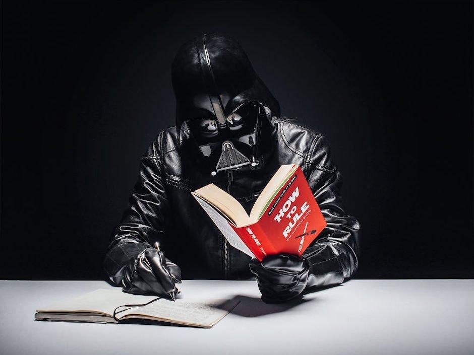 the-daily-life-of-darth-vader-pawel-kadysz-reading