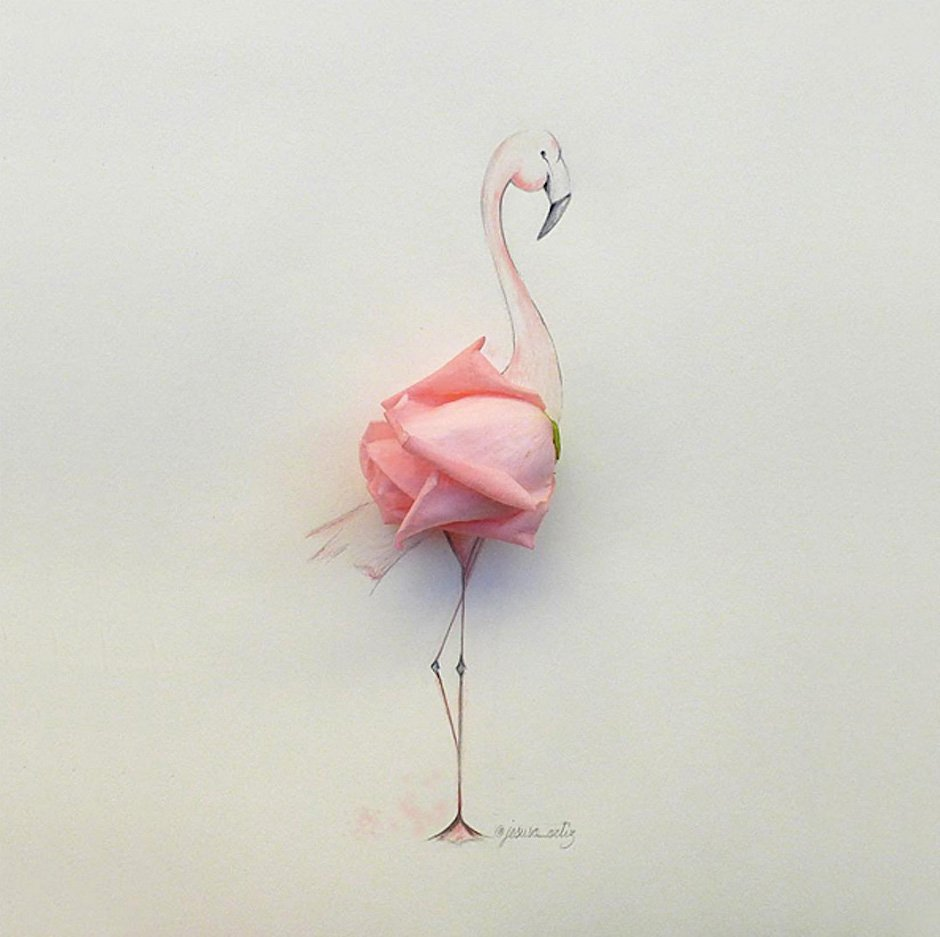 Grenzenlose Fantasie: Jesuso Ortiz schafft aus Farbe, Illustrationen und Alltagsgegenständen Kunst