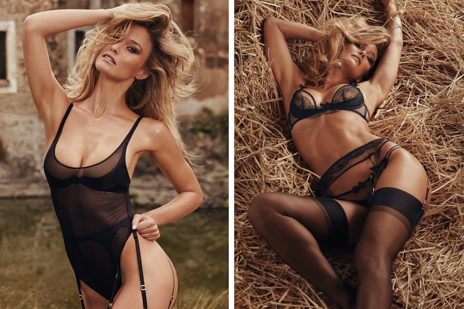 Agent Provocateur Dessous Model