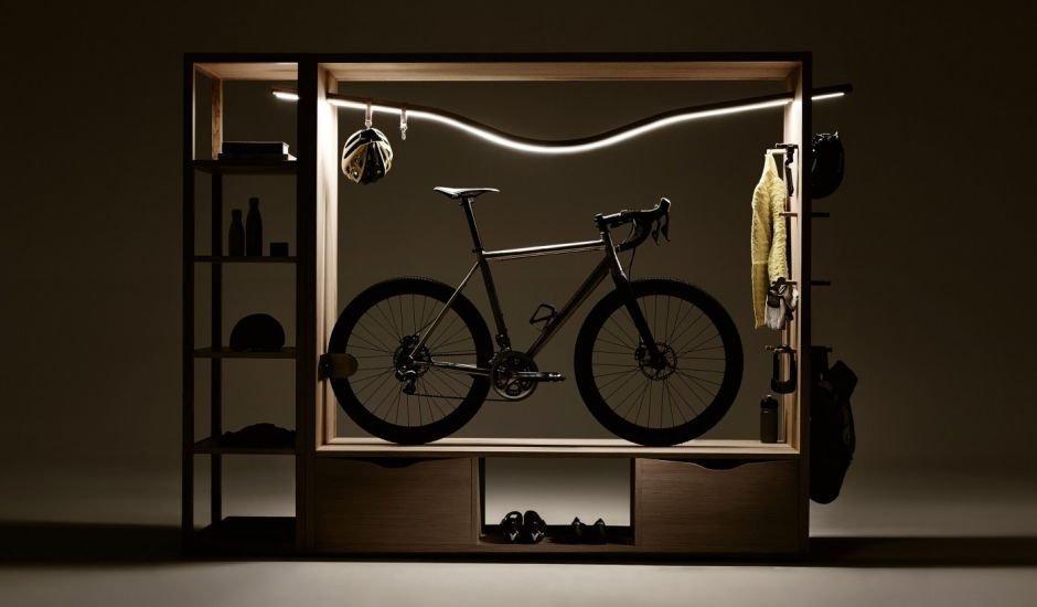 Bike Shelf by Vadolibero: Biker, zeigt her euer Gefährt!