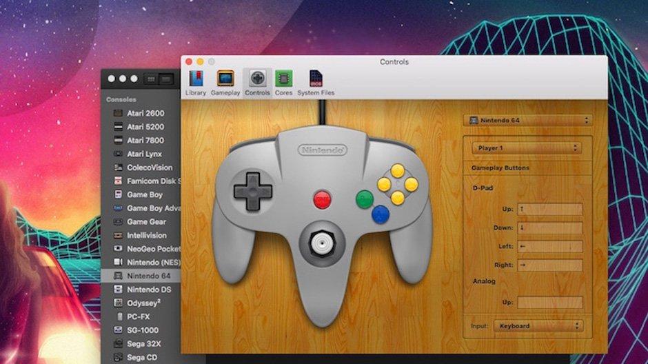 OpenEmu: Nintendo 64 und PlayStation-Spiele auf dem Mac spielen