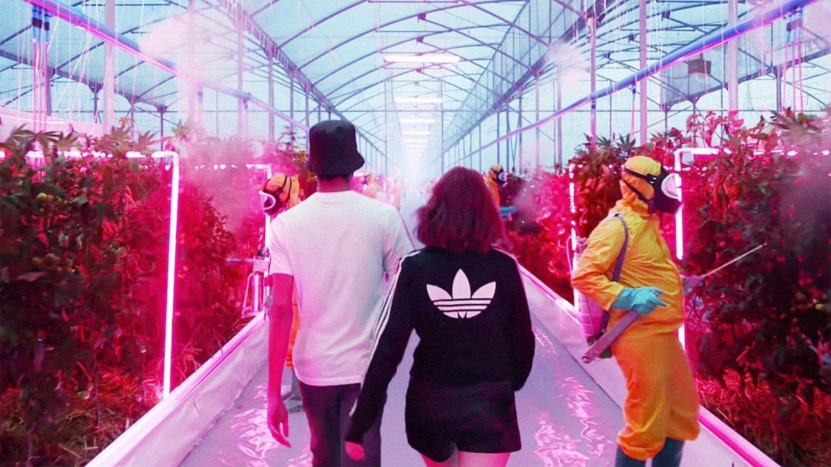 """adidas Originals SS16 """"Future""""-Kampagne mit dystopischem Kurzfilm von Terence Neale"""