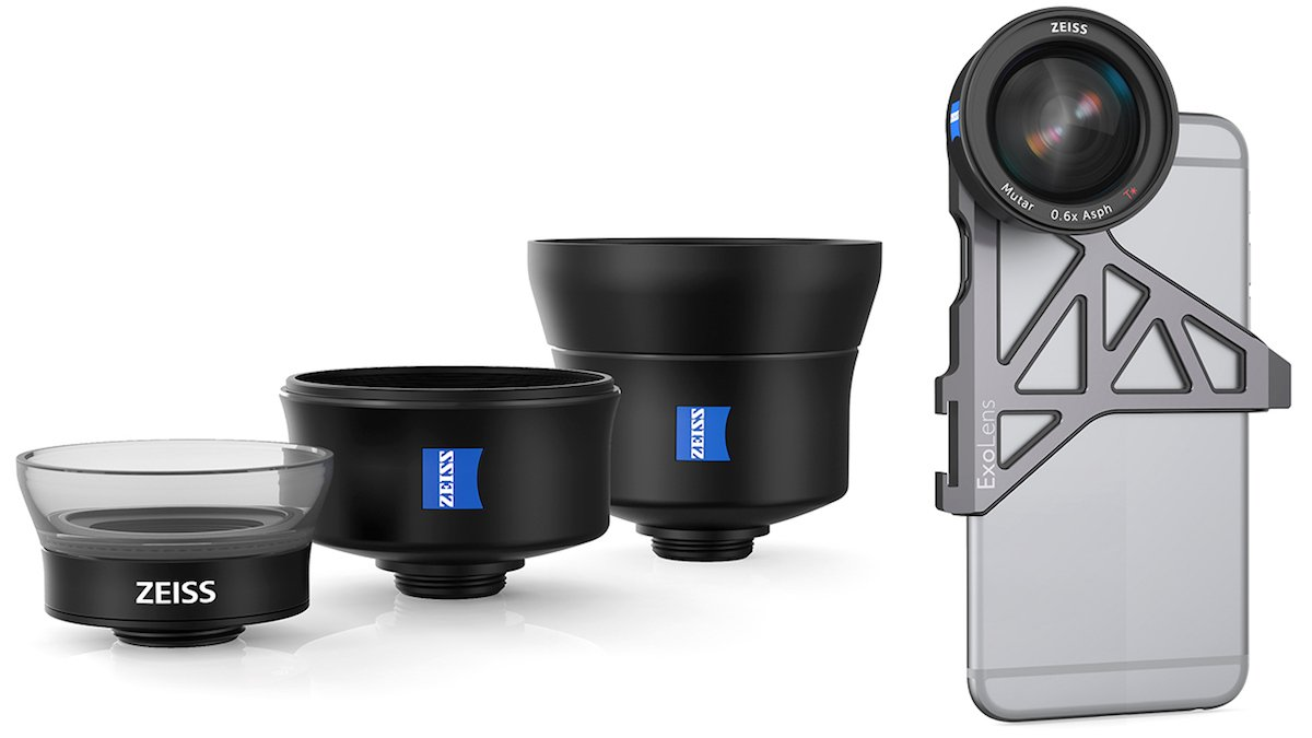 Carl Zeiss iPhone Objektive Apple iPhone 6 Halterung Kamera Halterung