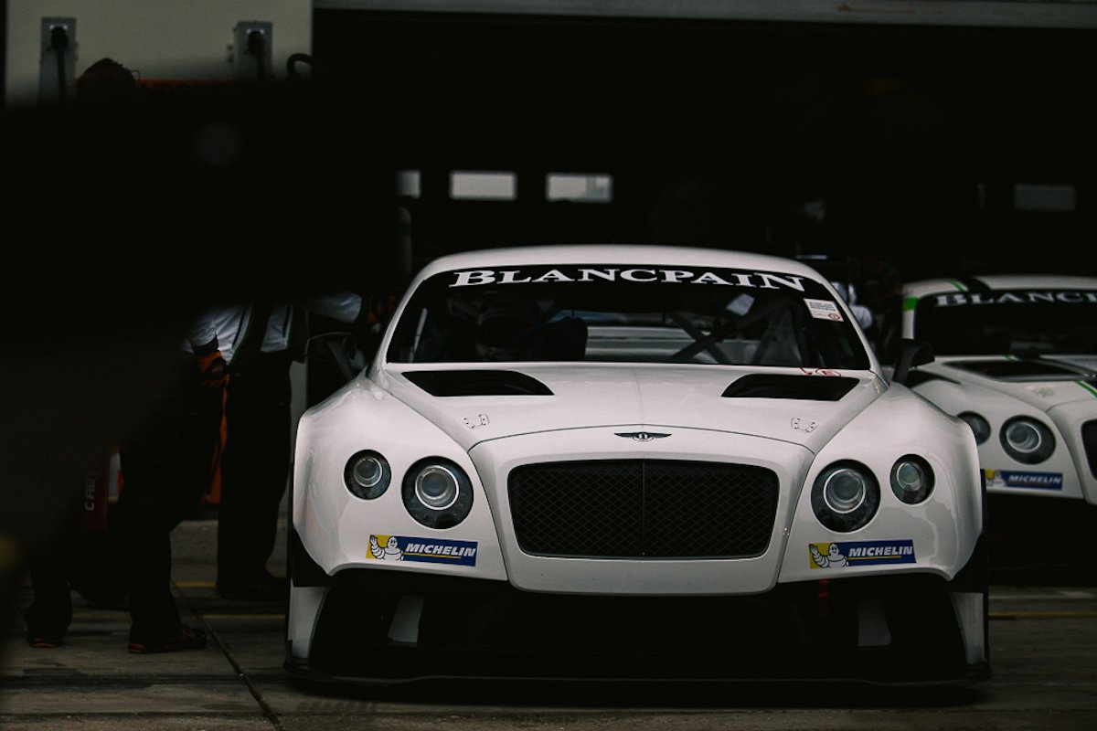 Bentley-Continental-GT3-Front