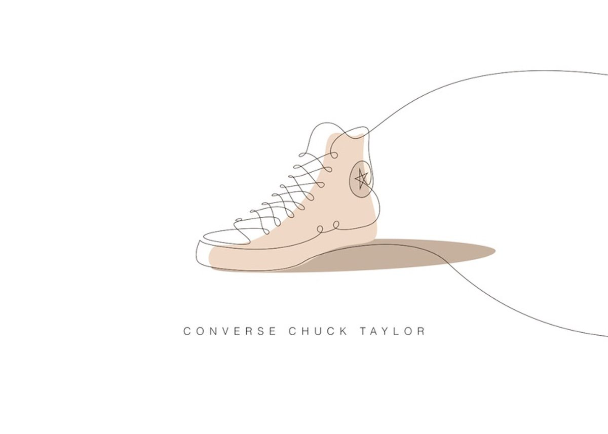 one-line-converse-chuck-taylor