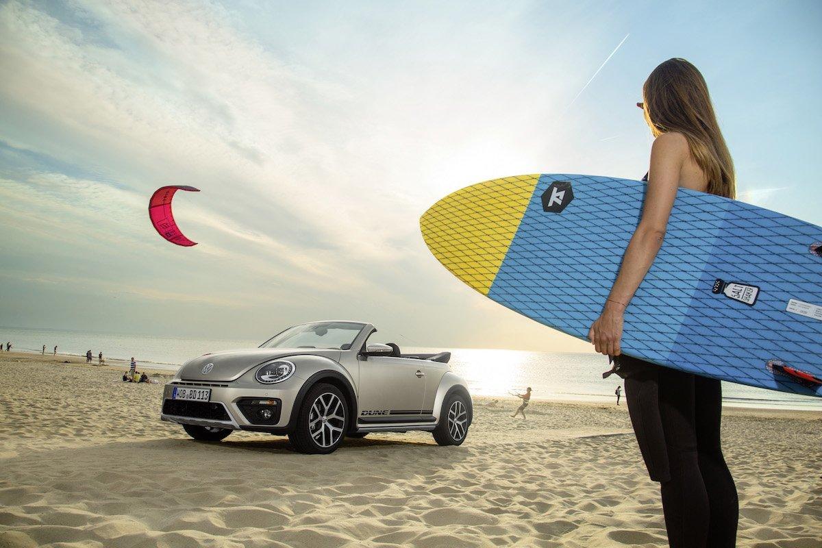 Ein Hipster zum verlieben: VW Beetle Dune Cabriolet