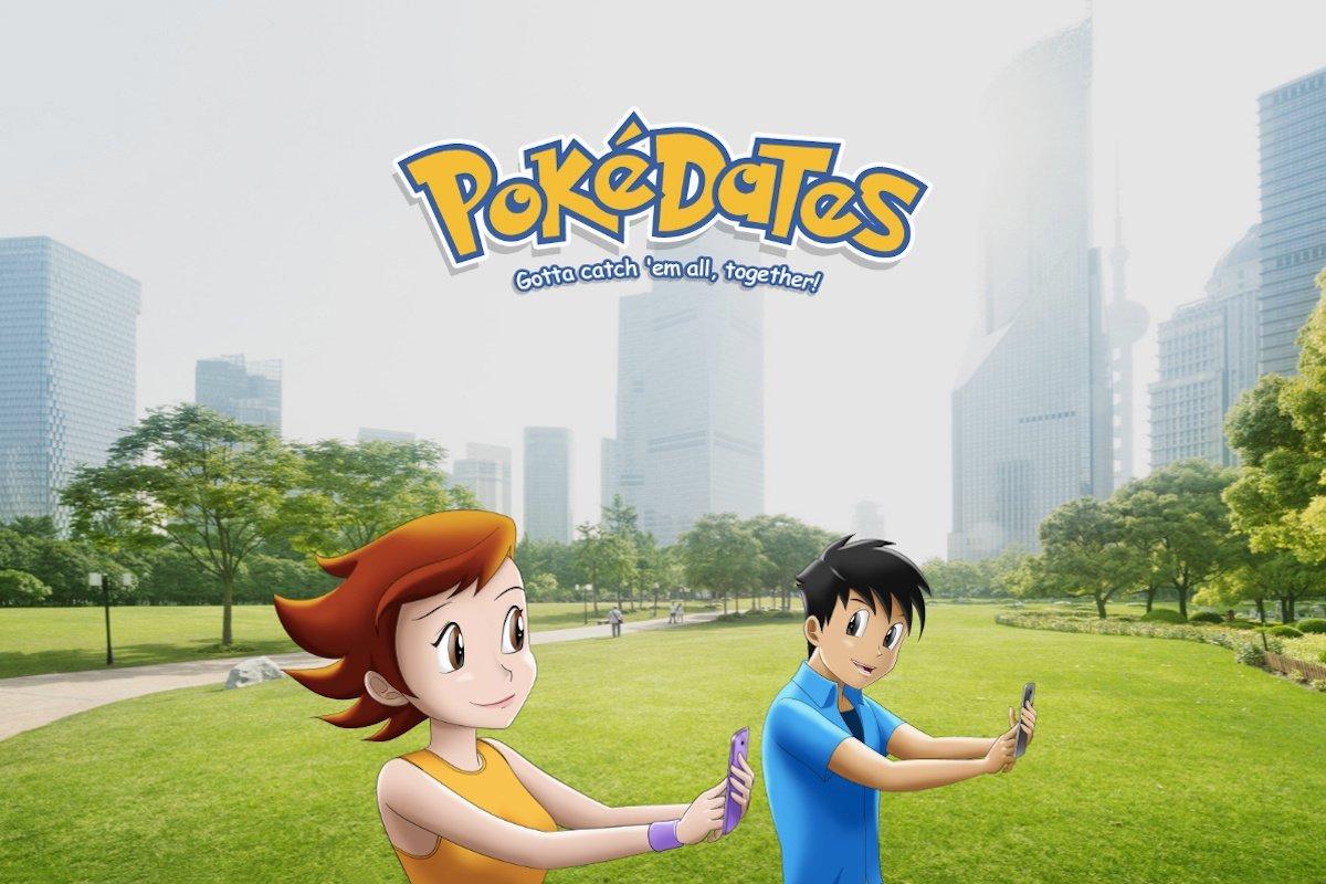 PokéDates: Der Dating Service für Pokémon Go-Spieler