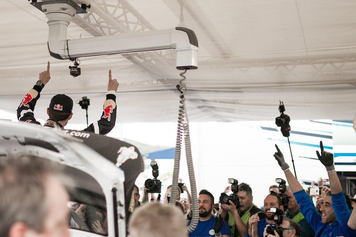 WRC ADAC Rallye Deutschland: Ogier dominiert mit Volkswagen Motorsport in Trier