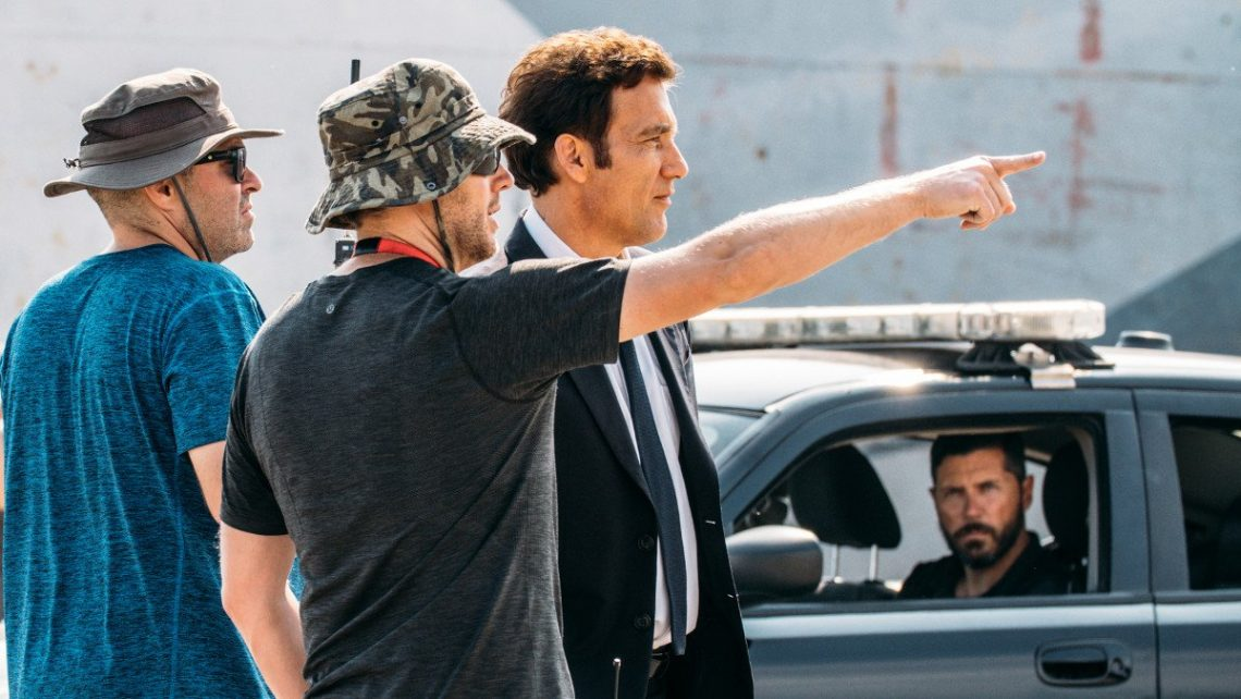 Clive Owen Neil Blomkamp BMW Films The Escape Hollywood Oscar Online Movie Shortmovie Kurzfilm Driver Stunt