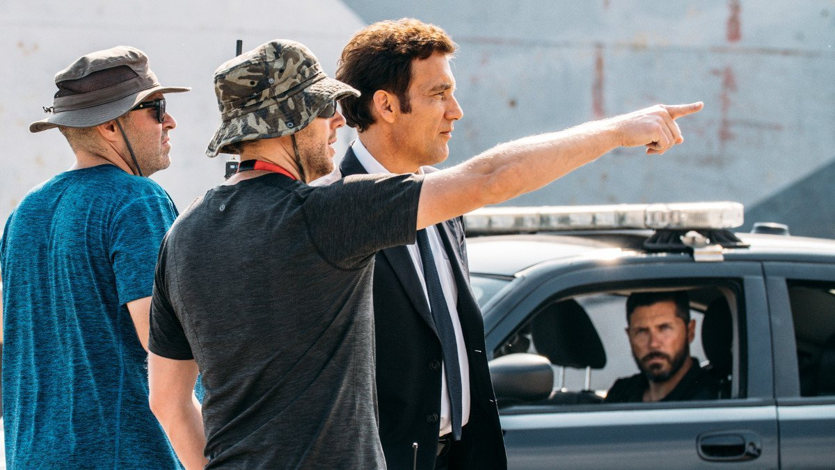 "BMW Films: The Escape – Clive Owen macht ""The Transporter"" wieder einmal Konkurrenz"