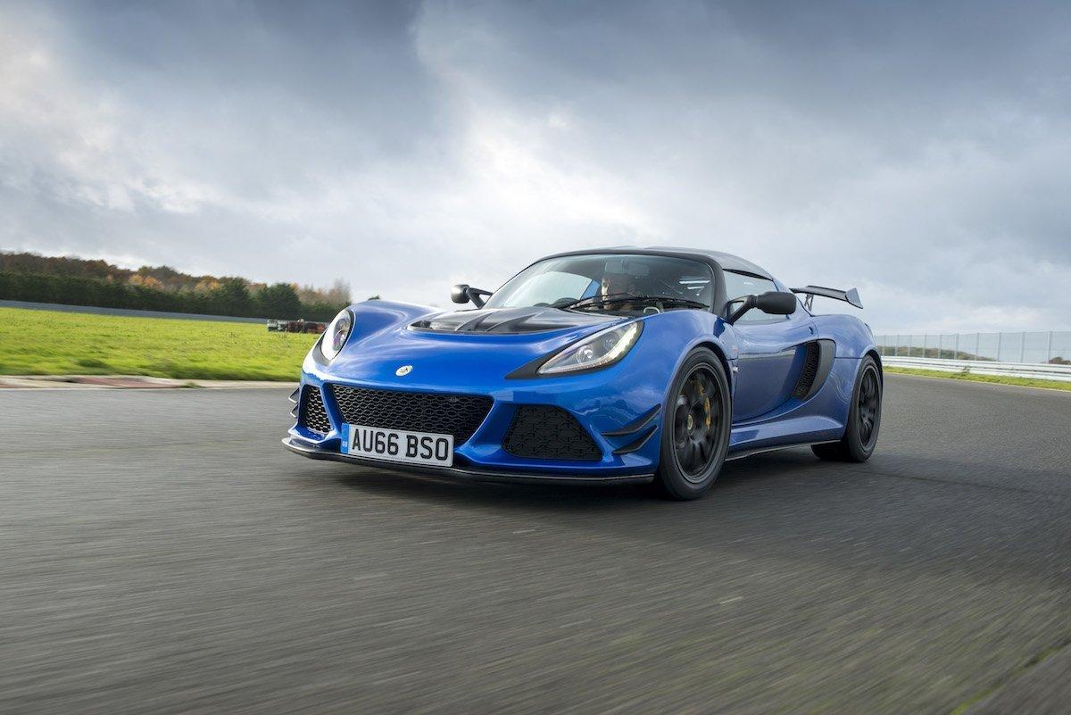 Lotus Exige Sport 380 Test: Speed of Light
