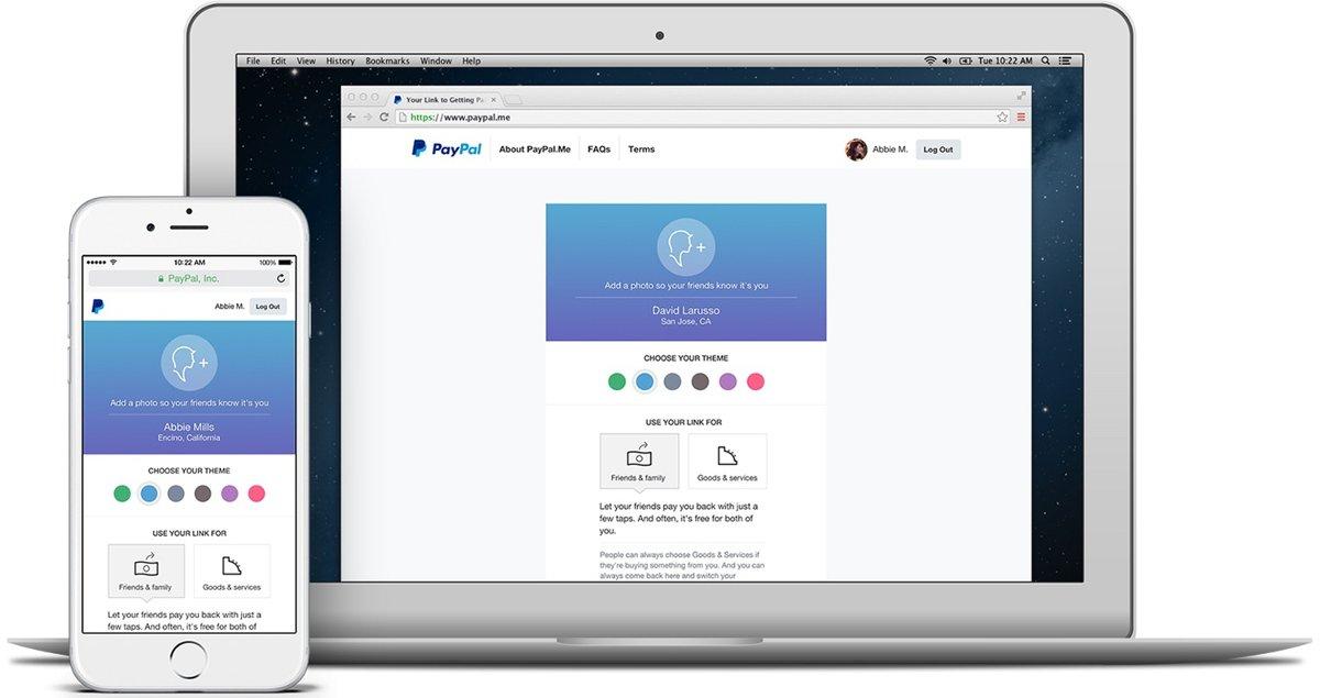 PayPal.me-Link: Zahlungen noch einfacher erhalten