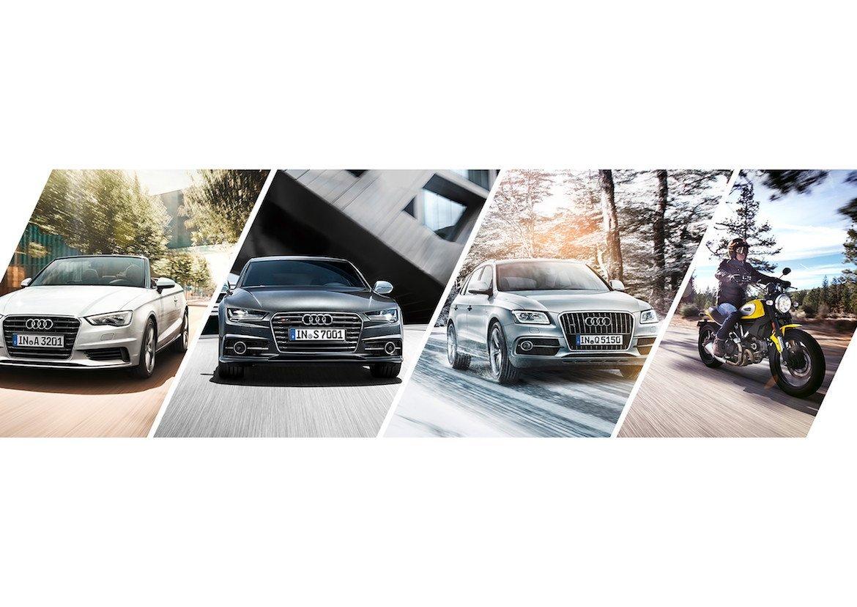 Wer die Wahl hat, hat Audi select: bis zu drei Fahrzeuge im Jahr fahren | ANZEIGE