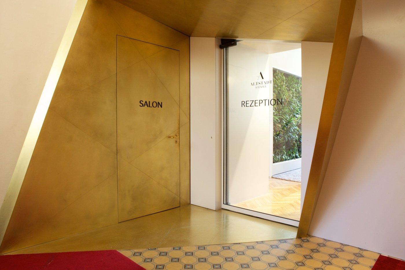 Hotel Altstadt Vienna Boutique Design Hotel Wien Innenarchitektur Edel