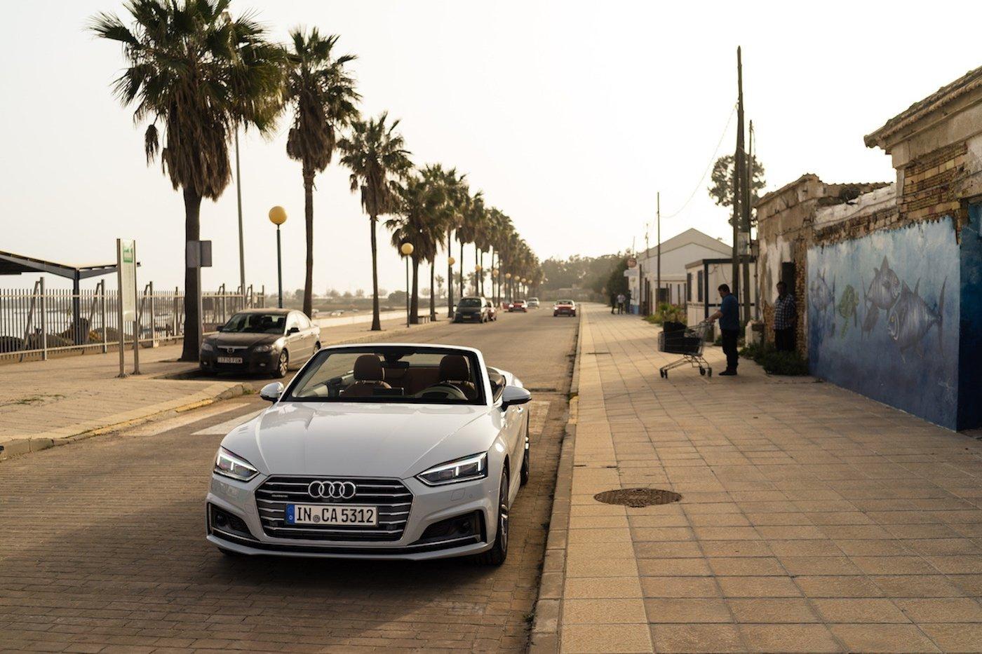 Audi A5 Cabriolet 3.0 TDI: 620 Nm für mehr Durchzug