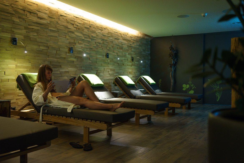 Endgegner Relaxen: Bio Seehotel Zeulenroda punktet mit Panorama Spa
