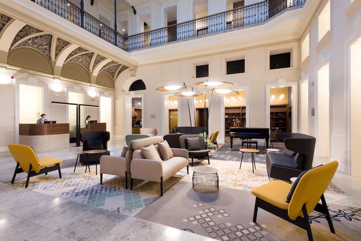 Hotel Moments Budapest: Schonmal in einem Weltkulturerbe geschlafen?