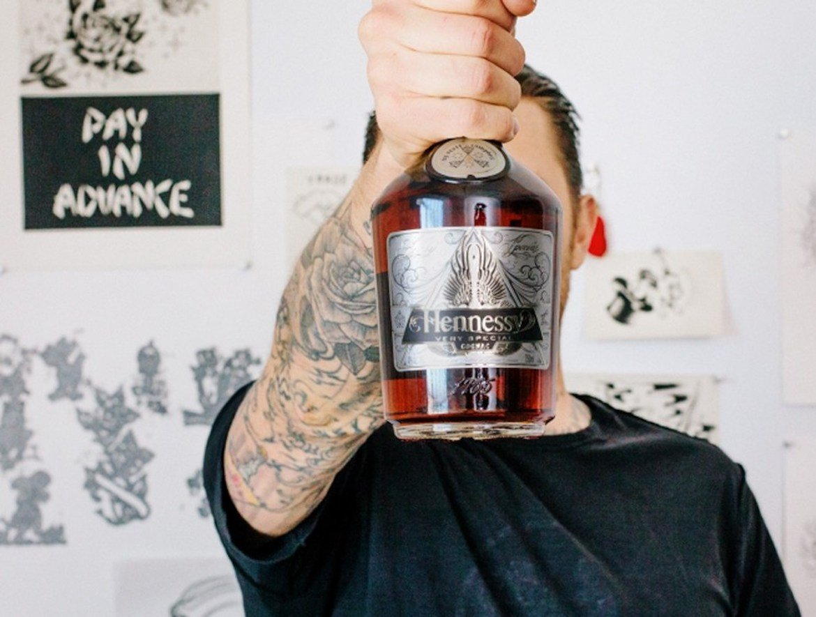 Hennessy Cognac: Born to mix | ANZEIGE