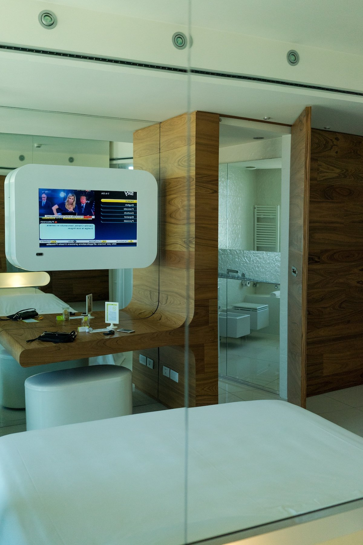 I suite hotel rimini 5 sterne designhotel mit for Design hotel 5 sterne