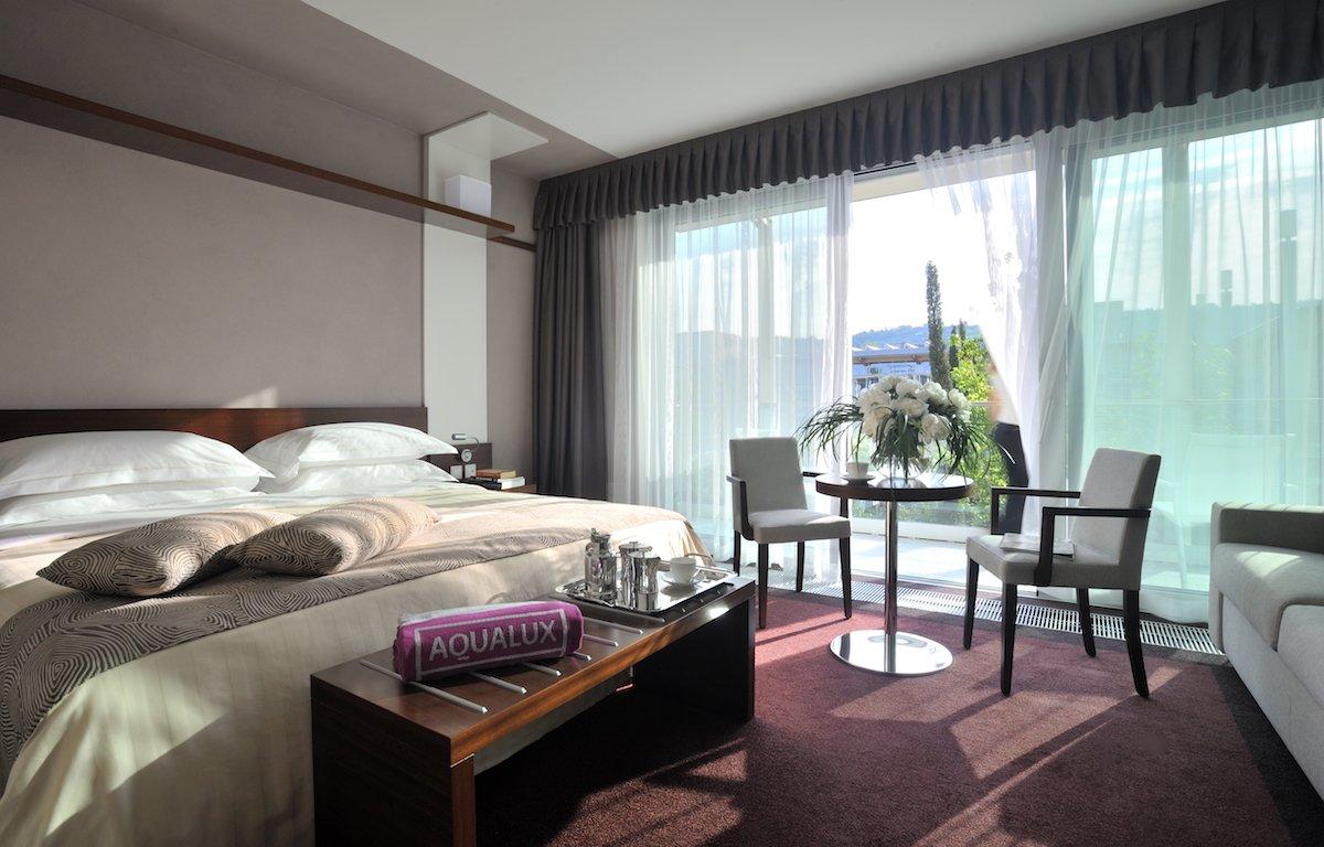 Aqualux Hotel in Bardolino: der Wellnesspalast im schönsten Städtchen am Gardasee