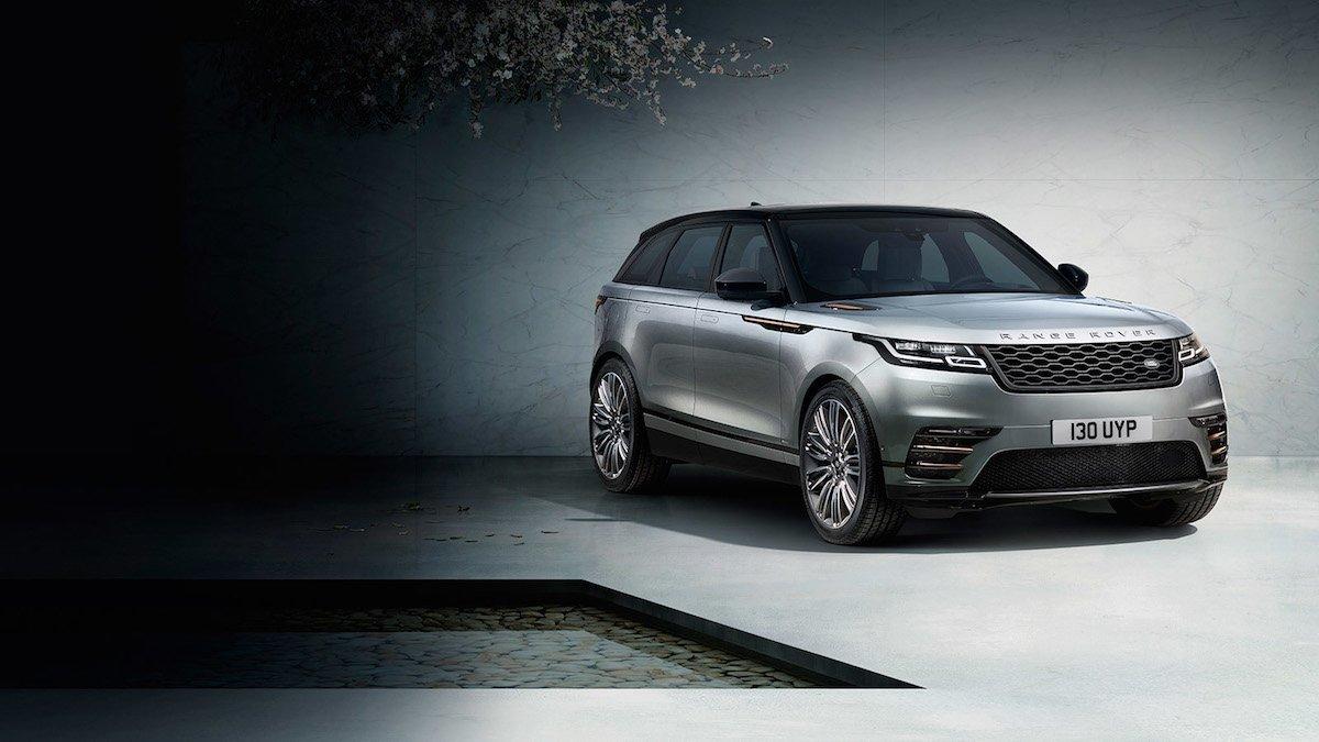 Range Rover Velar an 18 Standorten in Deutschland erleben | ANZEIGE