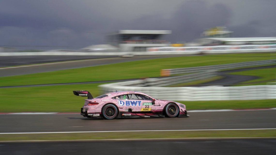 Lucas Auer Rennen 1 Rennwagen Mercedes