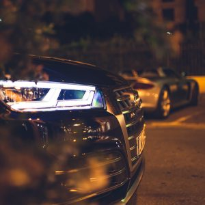 Audi SQ5 Headlamps Porsche GT