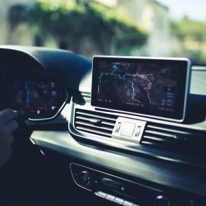 MMI Audi SQ5