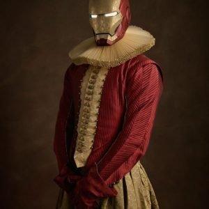 Iron Man Elizabethan